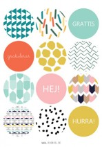 Stickers Color