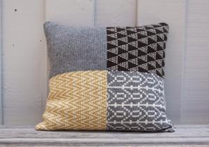 Pillow Case Banjara Grey/Brown
